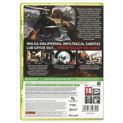 Gra Xbox 360 Enemy Front Edycja Limitowana