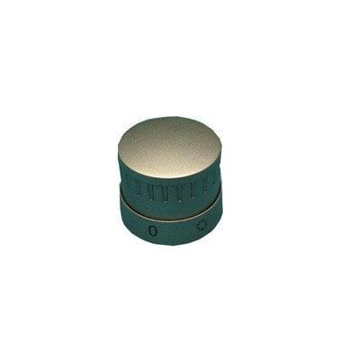Pokrętło scandium 9409 inox piekarnika (9043778)