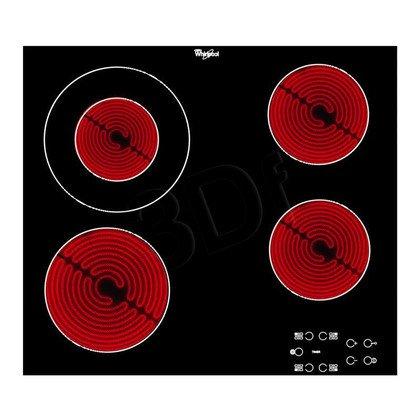 Płyta Ceramiczna Whirlpool AKT 8130 BA (4-polowa Czarny)