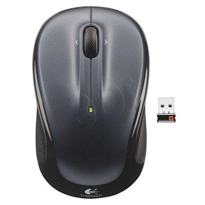 Logitech Mysz bezprzewodowa optyczna M325 1000dpi czarna