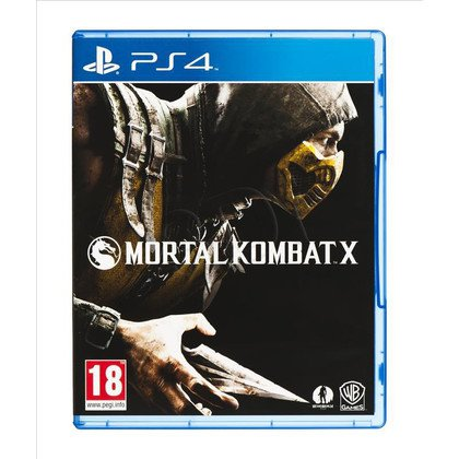 Gra PS4 Mortal Kombat X