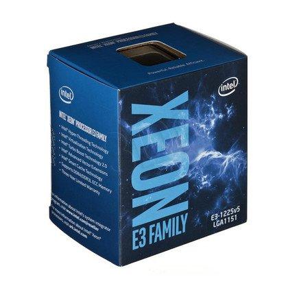 Procesor Intel Xeon E3-1225V5 3300MHz 1151 Box
