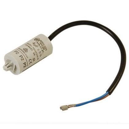 Kondensator sprężarki 4MF 250/200MM 4,8 P2 (C00291503)