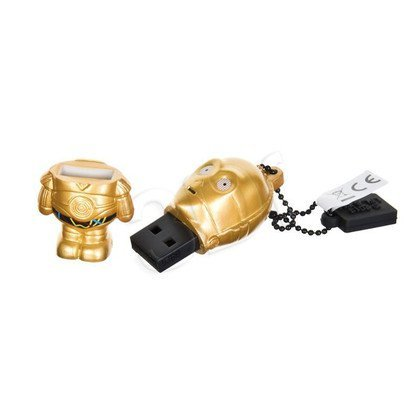 Maikii Flashdrive Star Wars C-3PO 8GB złoty