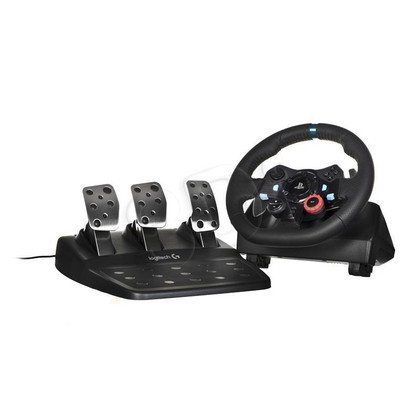 KIEROWNICA LOGITECH G29 RACING WHEEL PC/PS3/PS4