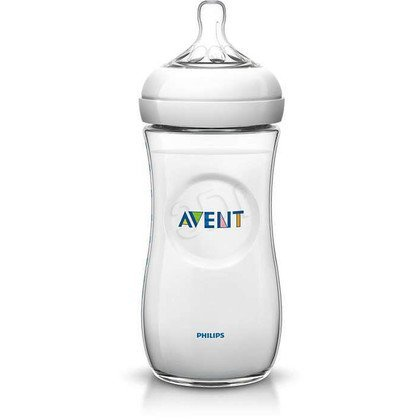 BUTELKA NATURAL 330 ML BPA FREE AVENT SCF696/17