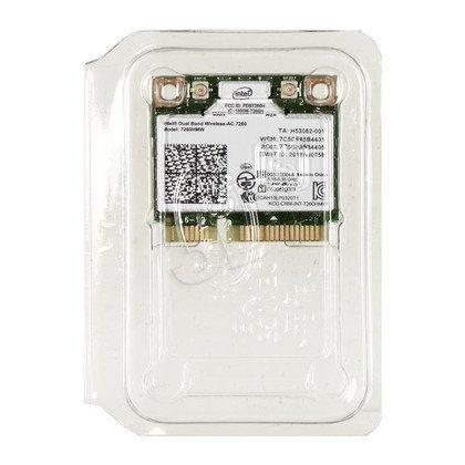 KARTA WI-FI INTEL DB WIRELESS-AC 7260 2x2 AC+BT HMC