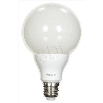Philips żarówka LED 8718291717041 (kulista 806lm 9,5W E27 ciepła biel)
