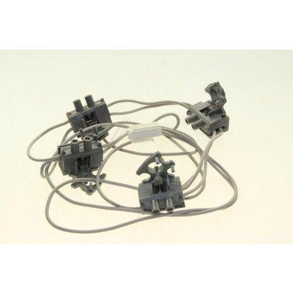 Wiązka mikrowyłączników zapalaczy gazu Whirlpool (481227648142)