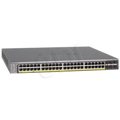 NETGEAR GSM7252PS ProSafe 48x GE PoE L2+ Stackable