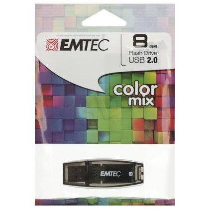 EMTEC FLASH C410 8GB USB 2.0
