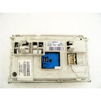 Elementy elektryczne do pralek r Moduł elektroniczny skonfigurowany do pralki Whirpool (480111100361)