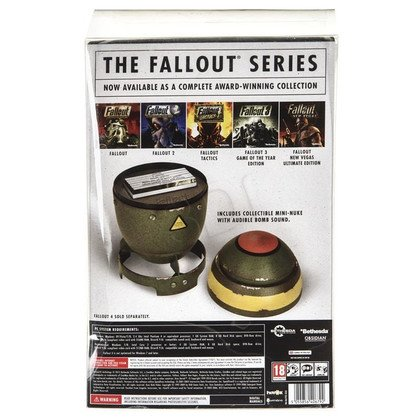 Gra PC Fallout Anthology
